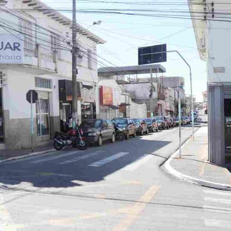 Ruas da região central começam a ser interditadas para obras contra enchentes