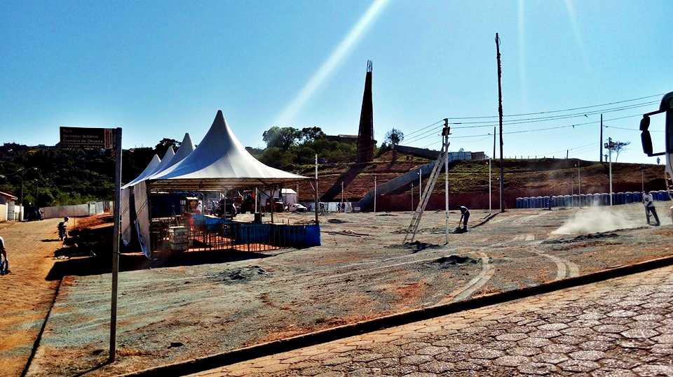 Festa da Fogueira - C. de Minas