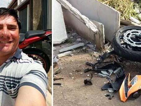 Morre motociclista que sofreu acidente na Olavo Gomes