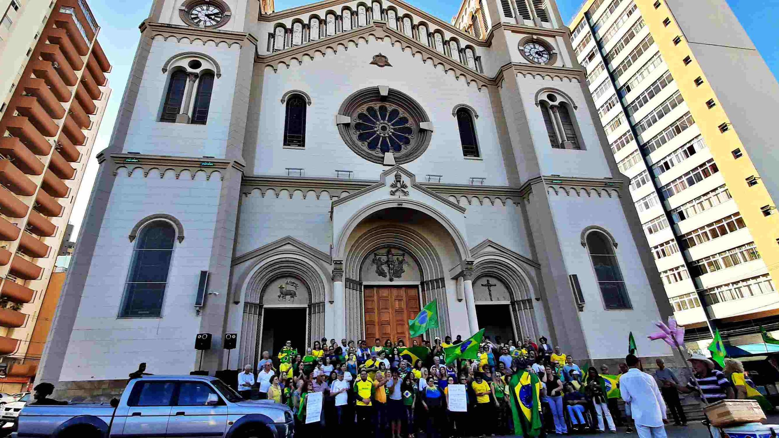 Manifestação em PA