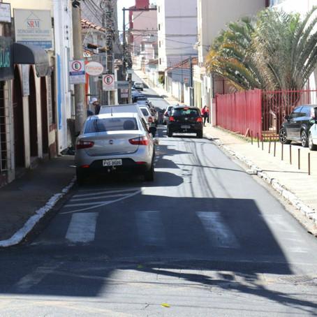 Ruas da região central começam a ser interditadas na segunda para obras de galerias pluviais