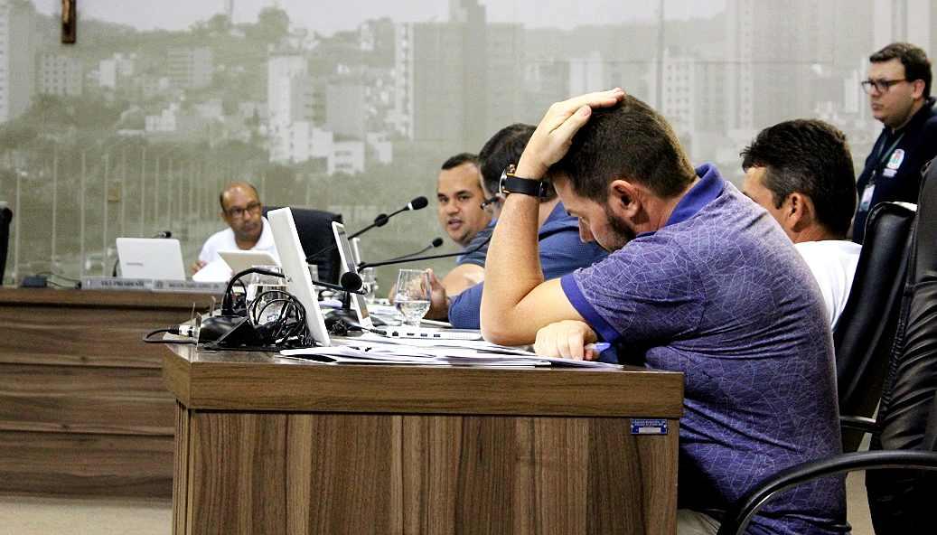 Vereadores debatem fim da Guarda