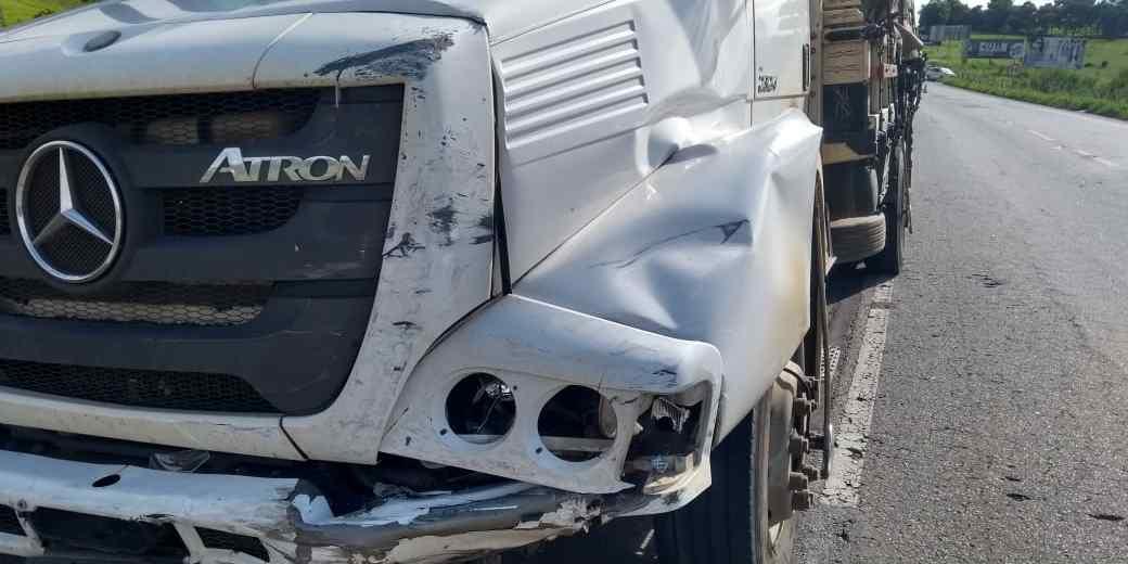 Paciente morreu e outras três pessoas ficaram feridas em acidente na MG-290 - Foto: Gazeta de Jacutinga