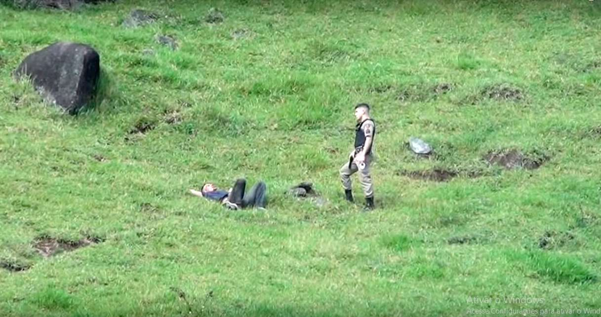 Assalto a sítio em Ipuiuna