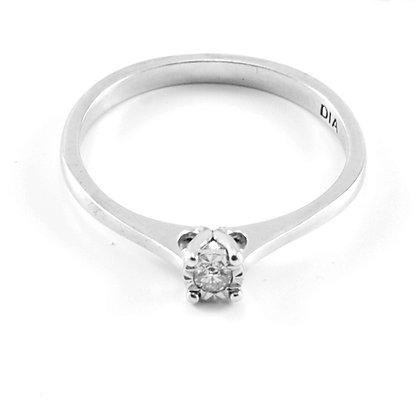 9ct Diamond Solitaire