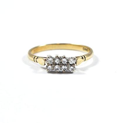 9ct Diamond (0.03)