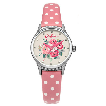 Cath Kidston Forest Bunch Pink Spot
