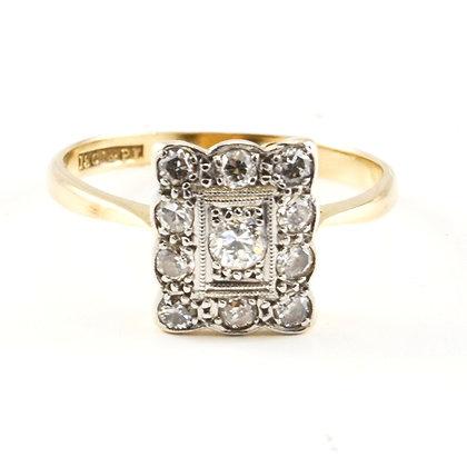 18ct Platinum Diamond