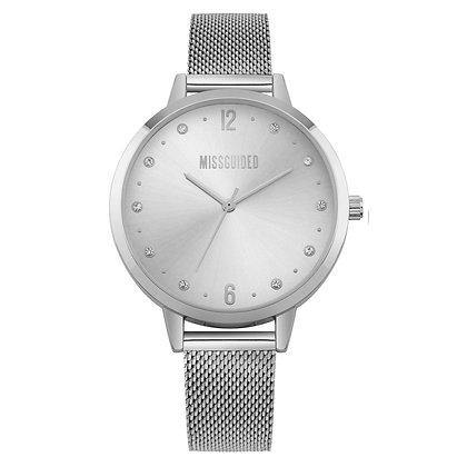Missguided Silver Bracelet
