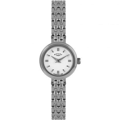 Rotary Ladies Silver Bracelet