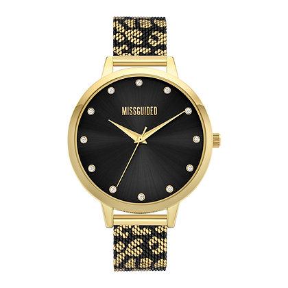 Missguided Gold Bracelet