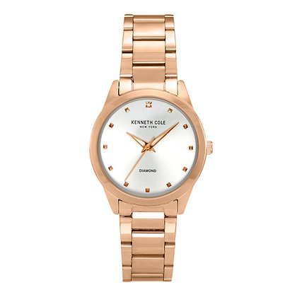 Kenneth Cole Ladies Rose Classic