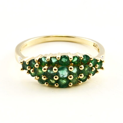 9ct Emerald