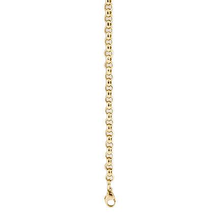 9ct Link Bracelet