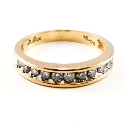 9ct Diamond (0.50)