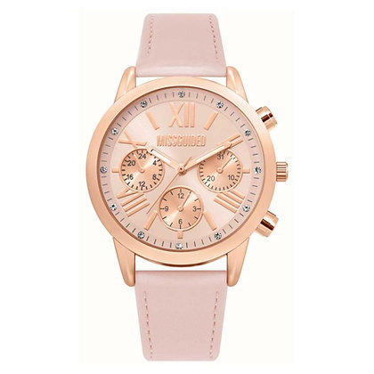 Missguided Rose Gold Pink
