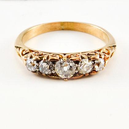 18ct Diamond (1.00)