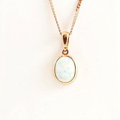 9ct Rose Opal