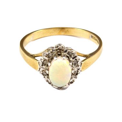 9ct Opal