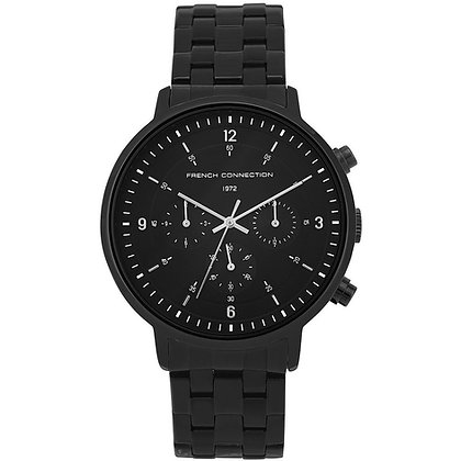 French Connection Gents Multi Dial