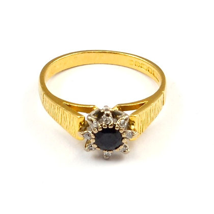 9ct Diamond Onyx