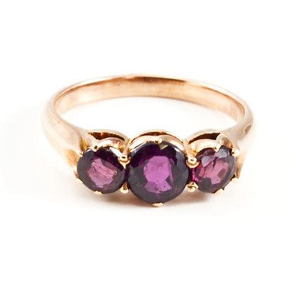 9ct Rose Sapphire