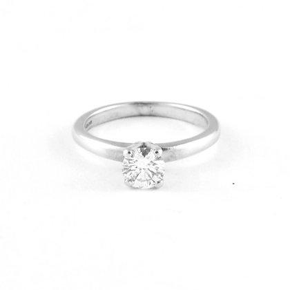 18ct Solitaire Diamond (0.50)