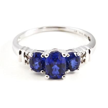 9ct Blue Sapphire