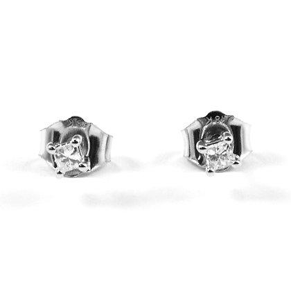18ct Diamond Studs