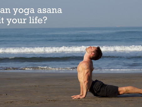 How can yoga asana benefit your life?