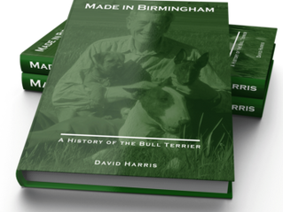 Made In Birmingham: A History of the Bull Terrier, David O. Harris (2. vydanie)