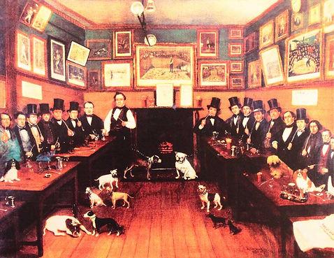 dog show 1855 / výstava psov 1855