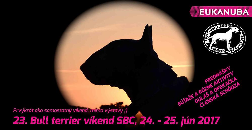 23. Bull terrier víkend SBC