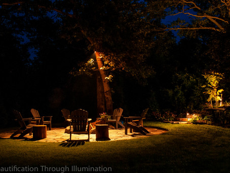 Enhance Your Entertainment Space with Landscape Lighting