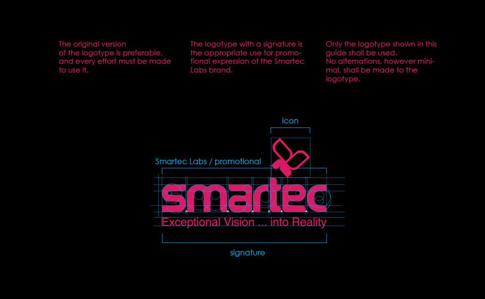 Smartec Logo Design