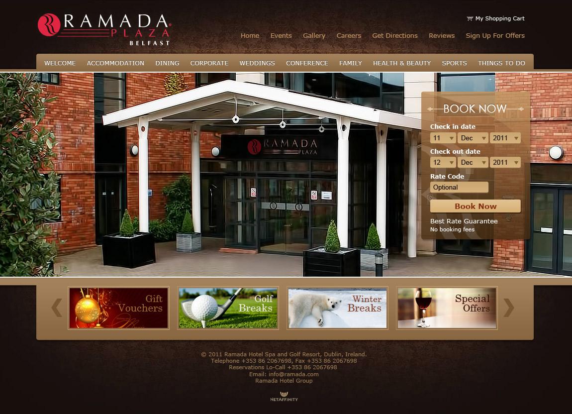 Ramada Web