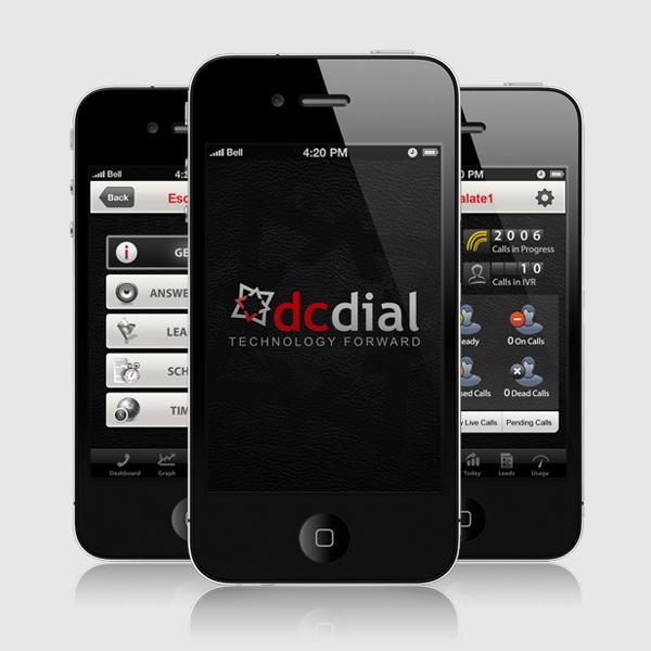 dcdial Mobile App