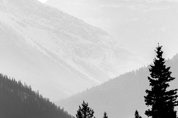 Mountains Depth