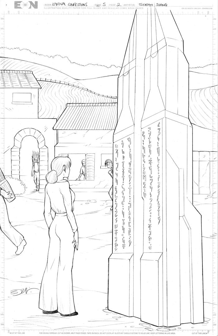 Chapter 5: The Obelisk