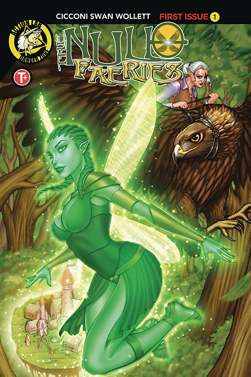 The Null Faeries: Issue 1