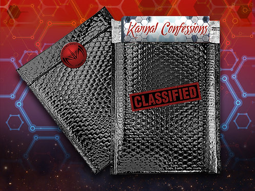 Karnal Confessions: BLACK BAG