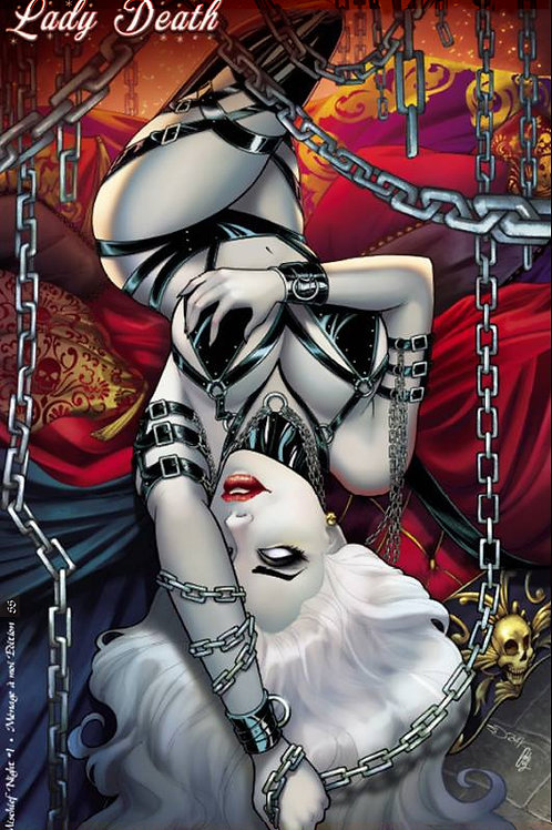 Lady Death: Mischief Night - Ménage à Moi