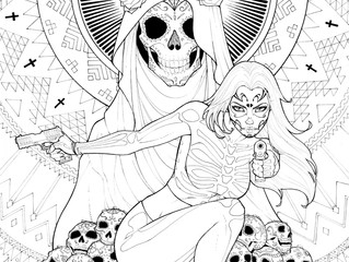 Brian Pulido's La Muerta: Retribution