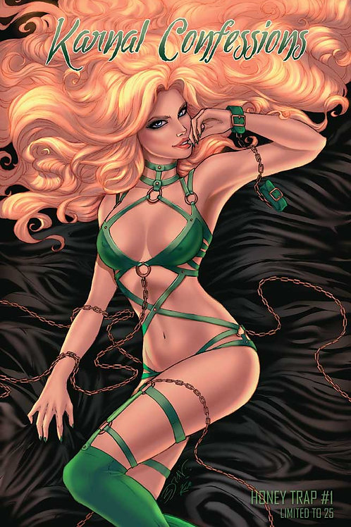 Karnal Confessions: Honey Trap #1 ECCC Exclusive
