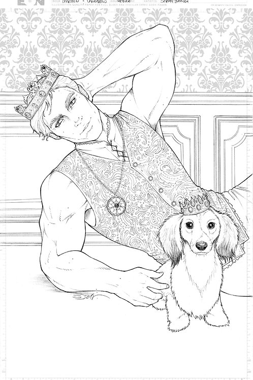 Charmed & Dangerous: Prince & The Pupper