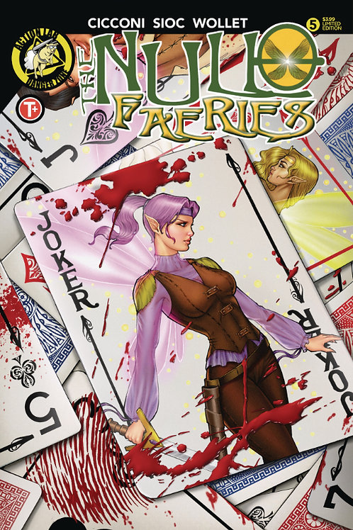 The Null Faeries: Issue 5