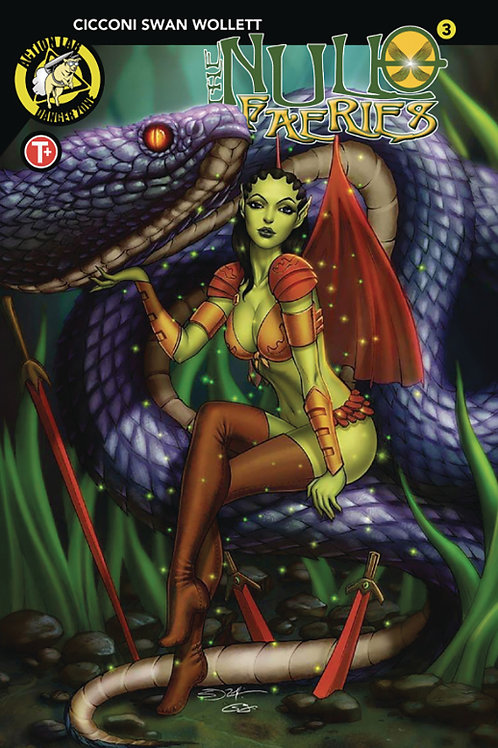 The Null Faeries: Issue 3