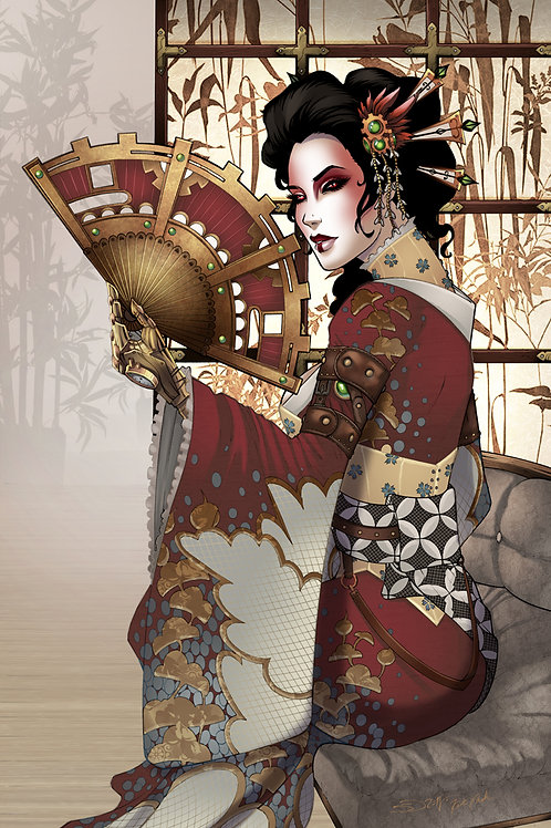 Lady Mechanika: Geisha