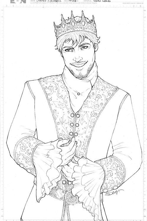 Charmed & Dangerous: Prince Charming