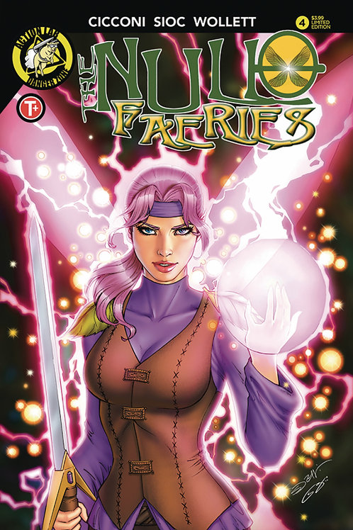 The Null Faeries: Issue 4